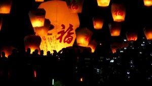 定年退職して30日間台湾滞在、台湾ランタンフェスティバルに感動