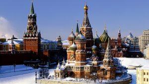 ミステリアスでヘンテコな国、ロシアで暮らすことになった理由