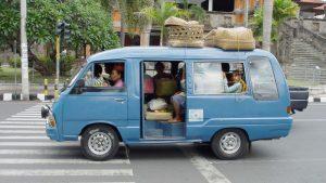 インドネシア、バリ島に移住するなら車かバイクは必要、バリ島車事情